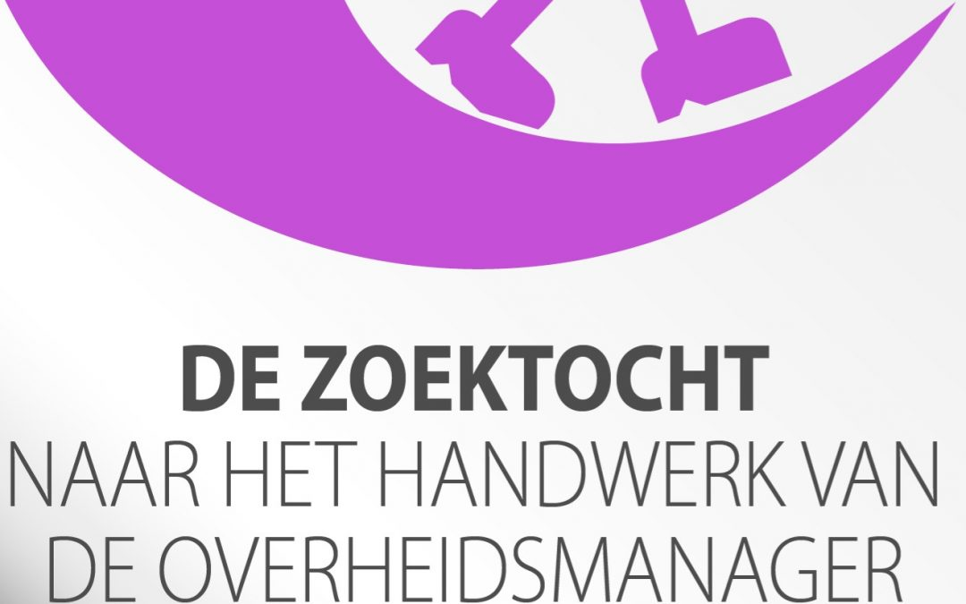 Zoektocht naar handwerk overheidsmanager | Sfeerimpressie | 20 november