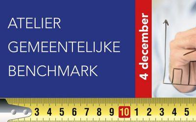 Atelier gemeentelijke benchmark met hoogleraar Jos Blank | 4 december