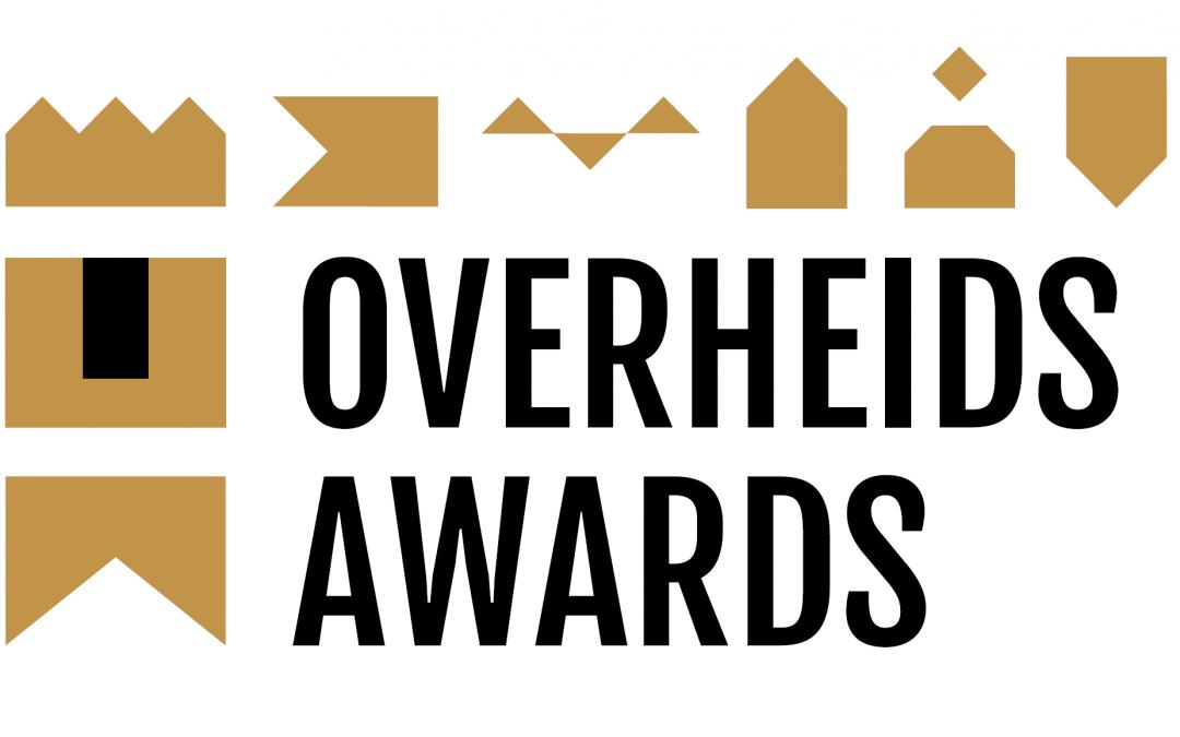 Overheidsawards | Nominatieperiode is geopend! | 1 maart