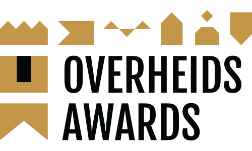 Overheidsawards | Nominatieperiode is geopend! | 8 mei