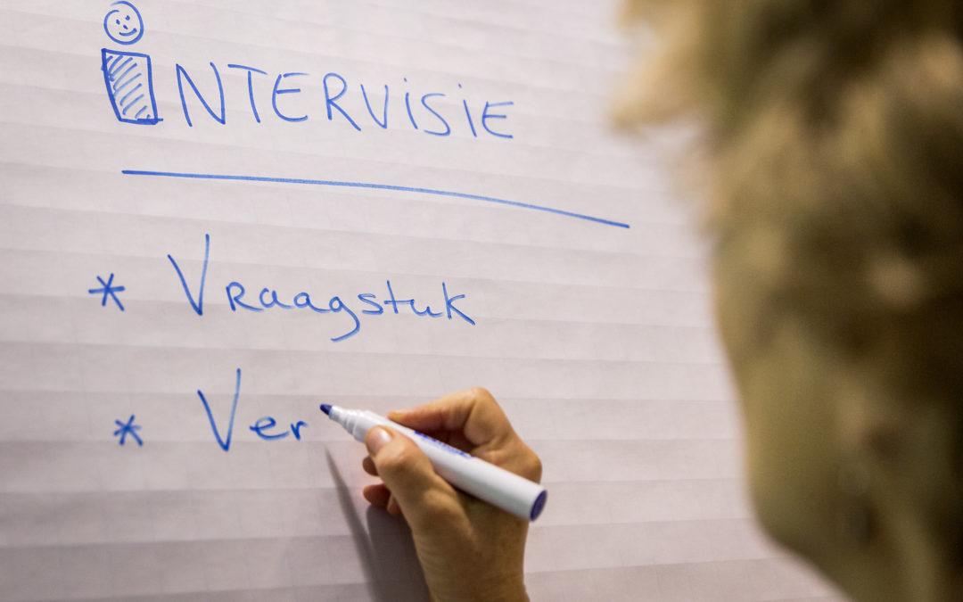 Professionele reflectie met elkaar? Begin met intervisie!