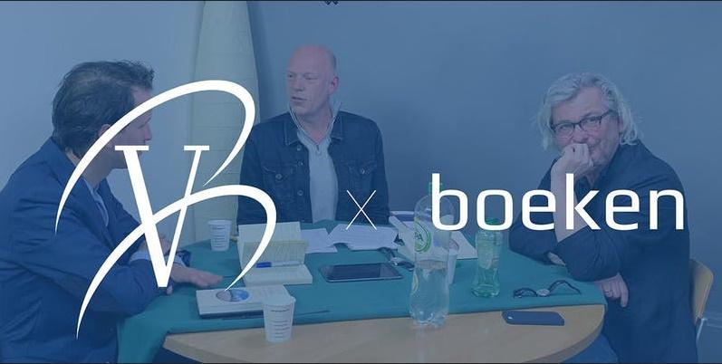 VB Boeken | Podcast met Mark van Twist en Hans de Bruijn | 19 september