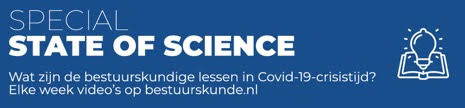 Vereniging voor Bestuurskunde | Special State of Science