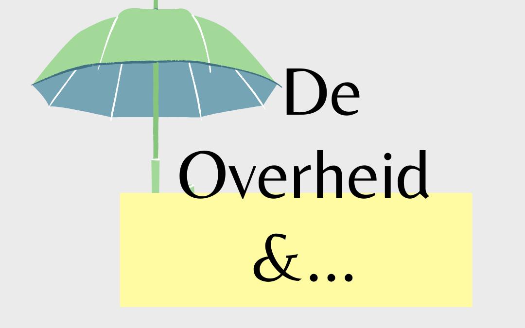 De Overheid & … | Nieuwe podcast, beluister nu de eerste aflevering!